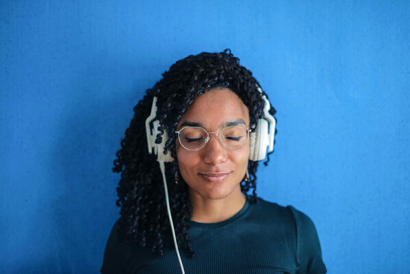 That could be your prospect listening to ads served with programmatic audio